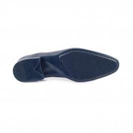chaussure business derby en cuir anthracite_SEMELLE-1