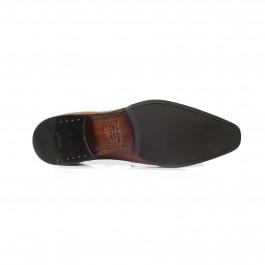chaussure business derby en cuir brun_SEMELLE-1