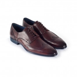 chaussure business derby en cuir brun_3-4-1