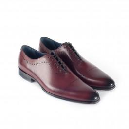 chaussure business richelieu en cuir brun_3-4-1