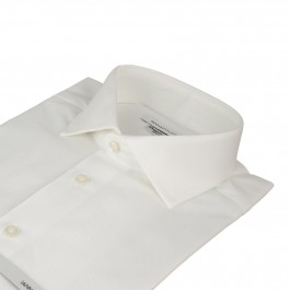 Chemise Business Blanche Regular Col Italien_COL