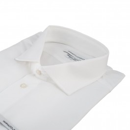 Chemise business blanche regular col classique_COL