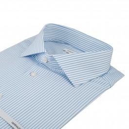 chemise business bleu ciel regular col italien_COL
