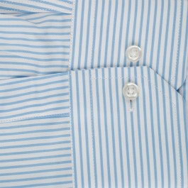 chemise business bleu ciel regular col italien_MANCHE