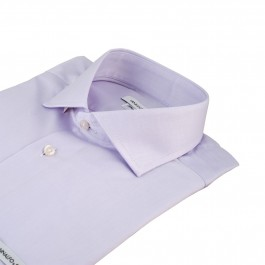 chemise business lila regular col italien_COLpsd