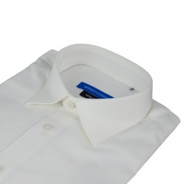 Chemise business Blanche extra slim col classique_COL