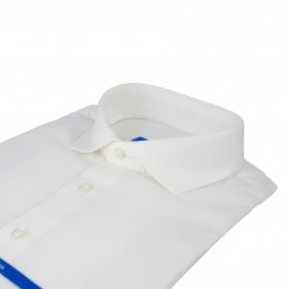 chemise business blanche extra slim col italien_COL