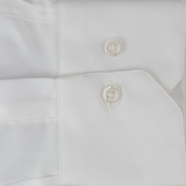 chemise business blanche extra slim col italien_MANCHE