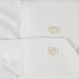 chemise business blanche slim col italien_MANCHE
