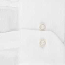chemise business blanche slim col classique_MANCHE