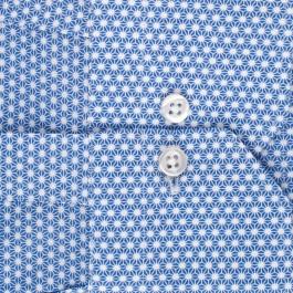 chemise casual bleu ciel extra slim col italien_MANCHE