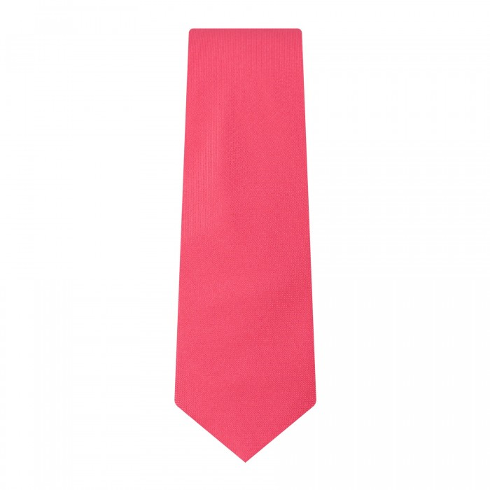 cravate slim rose_ROLL