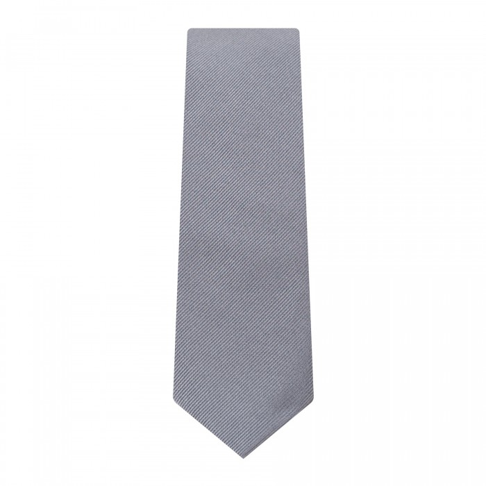 cravate slim gris moyen_ROLL
