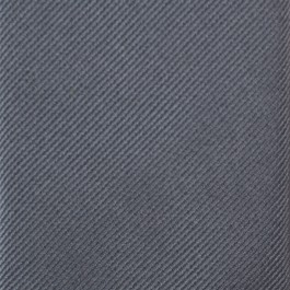 cravate slim gris moyen_TISSU
