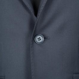 costume business marine slim 2 boutons_BOUTONNIERE-1