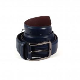 ceinture cuir lisse bleu ciel_ROLL-1