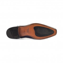 chaussure business derby en cuir noir_SEMELLE-1