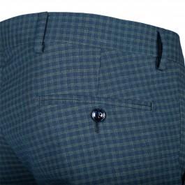 Pantalon laine slim marine_POCHE-1