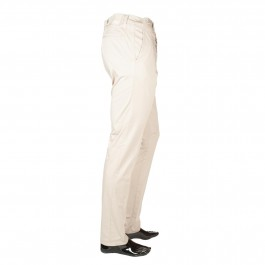 Pantalon Casual Beige Slim_SIDE-1