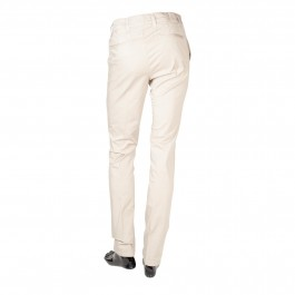 Pantalon Casual Beige Slim_BACK-1