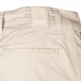 Pantalon Casual Beige Slim_POCHE-1