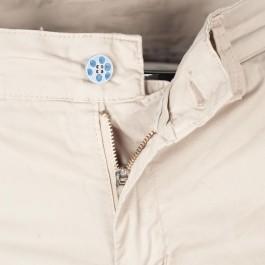 Pantalon Casual Beige Slim_FERMETURE-1