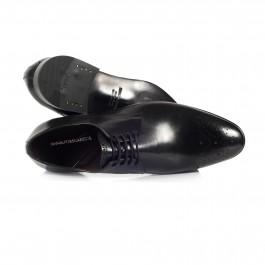 chaussure business derby en cuir noir_HAUT-1