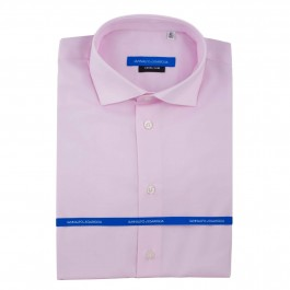Chemise business rose extra slim col italien_Full
