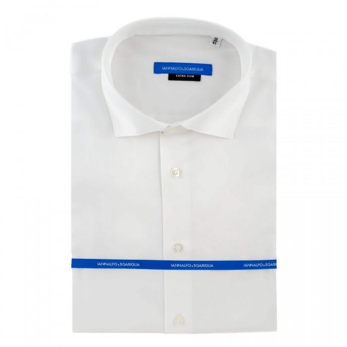 chemise business blanche extra slim col italien_Full