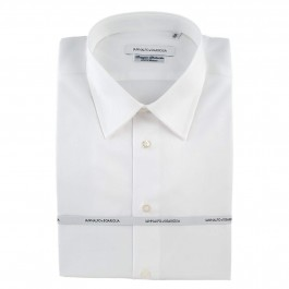 chemise business blanche regular col classique_Full