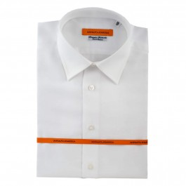 chemise business blanche slim col classique Full