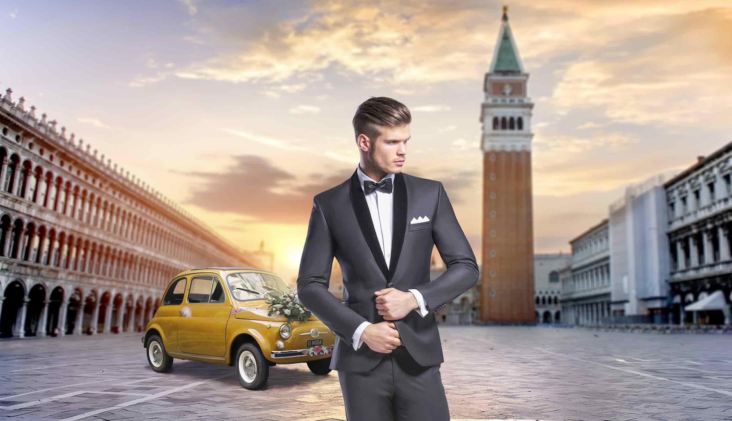 I&S costume italien pour votre mariage