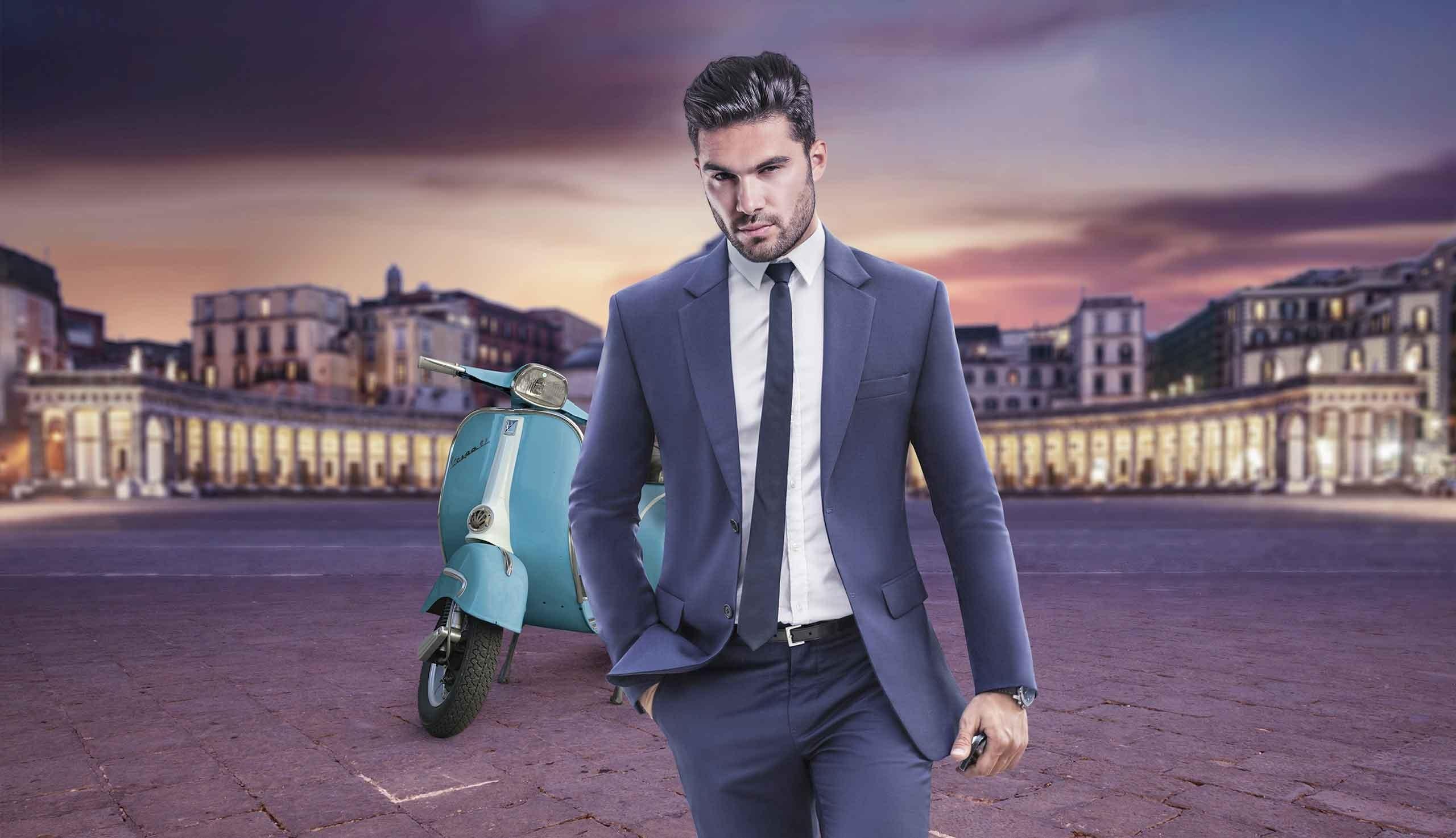 I&S Costume italien: Make The Man