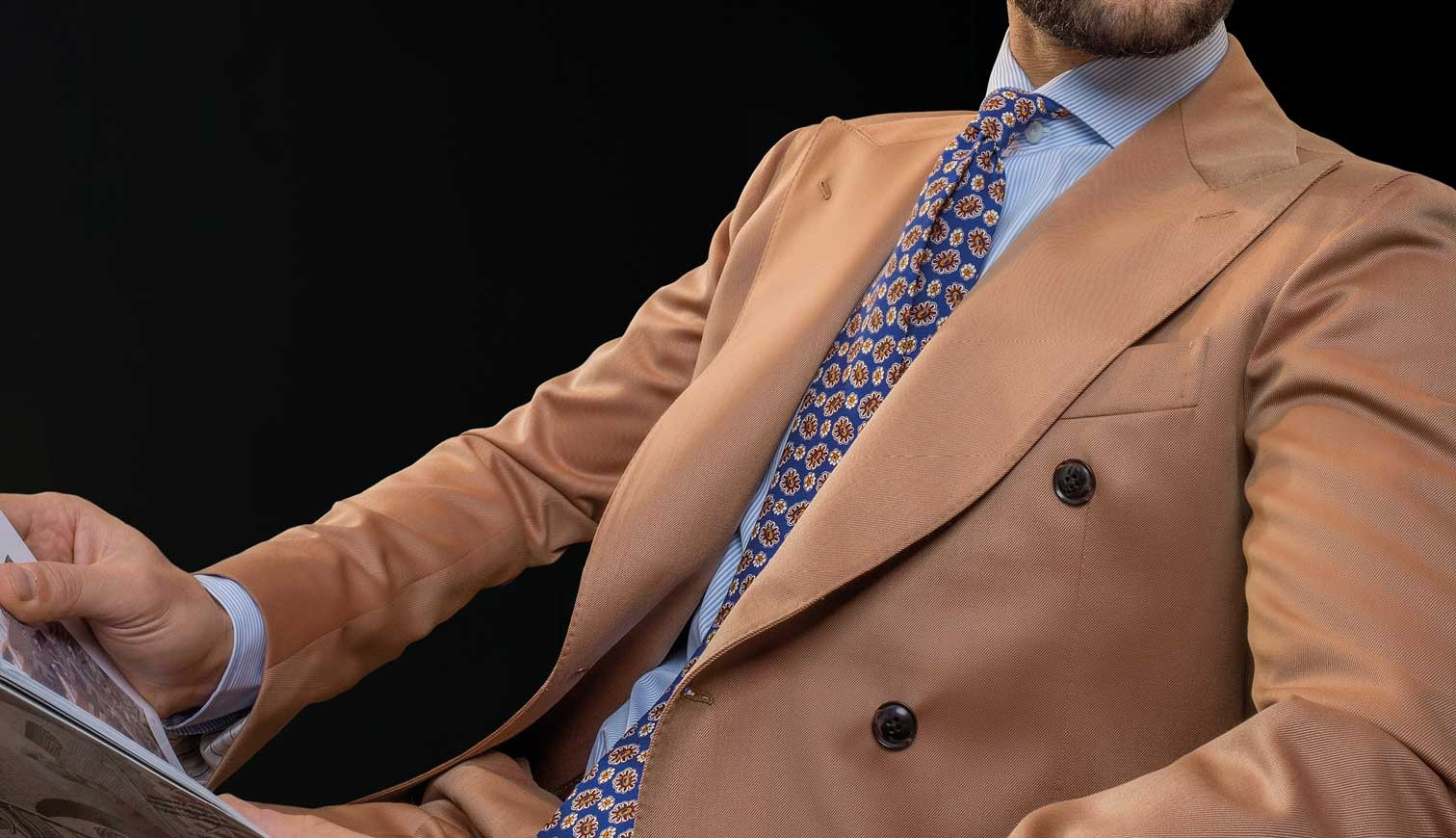 I&S costume italien sur mesure pour tous