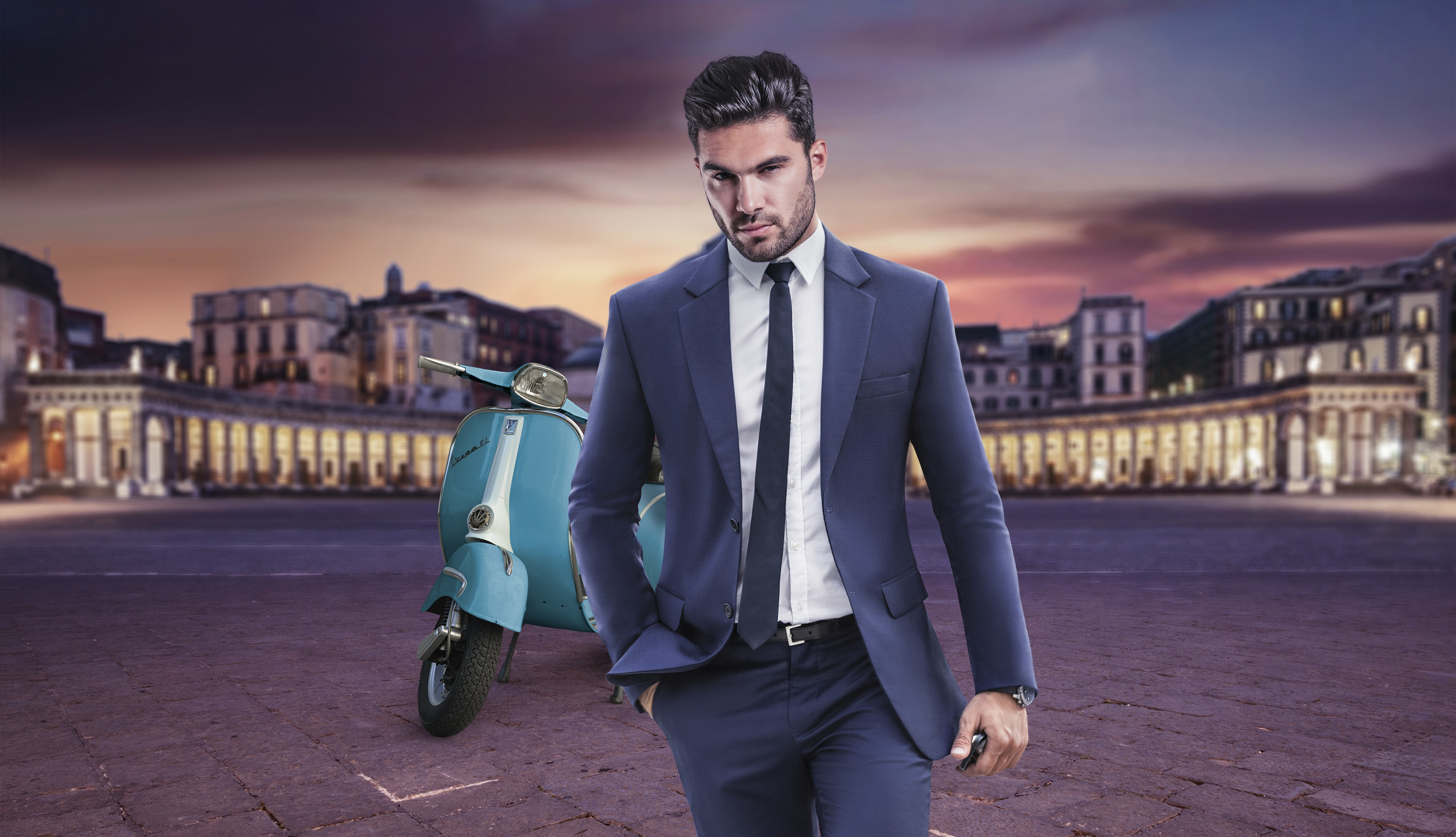 I&S Costume italien: Make The Man